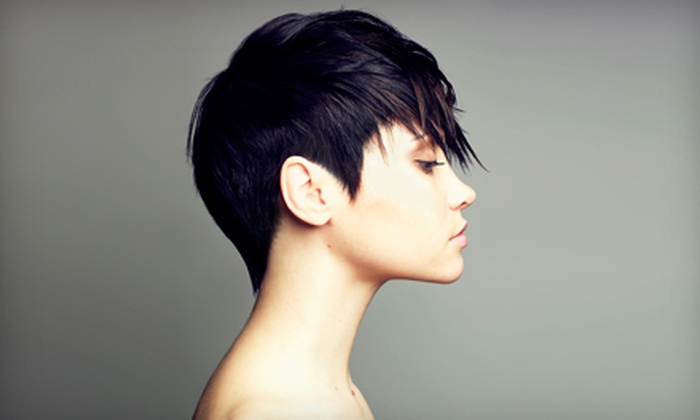 Katsu Hair - Moorpark: $25 for Haircut Package with Deep-Conditioning Treatment and Style at Katsu Hair ($100 Value)