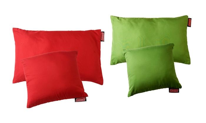 coleman foldngo camping pillow