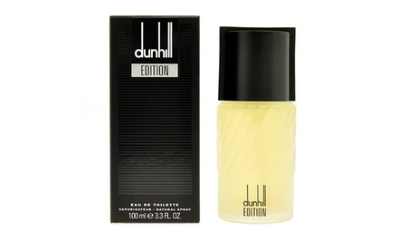 Dunhill Edition by Alfred Dunhill Eau de Toilette for Men (3.4 Fl. Oz.)