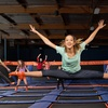 46% Off One Hour of Trampoline Time for Two
