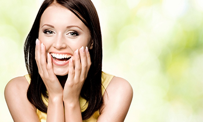 GMS Dental Centers - Multiple Locations: $159 for Zoom! Teeth Whitening at GMS Dental Centers ($475 Value)