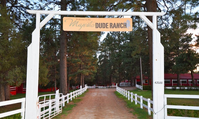 Majestic Dude Ranch In Mancos Co Groupon Getaways