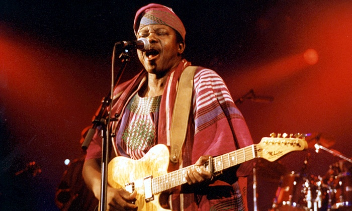 King Sunny Ade & His African Beats - House of Blues New Orleans: King Sunny Adé and His African Beats at House of Blues New Orleans on Friday, June 19 at 9 p.m. (Up to 41% Off)