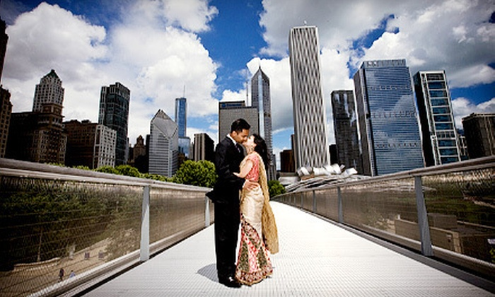 The Way We Click Photography - Chicago: $79 for a 60-Minute Onsite Portrait Session with Three Prints from The Way We Click Photography ($675 Value)