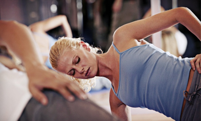 Total Health Chiropractic - Waverly: 5 or 10 Boot-Camp Classes at Total Health Chiropractic (Up to 67% Off)