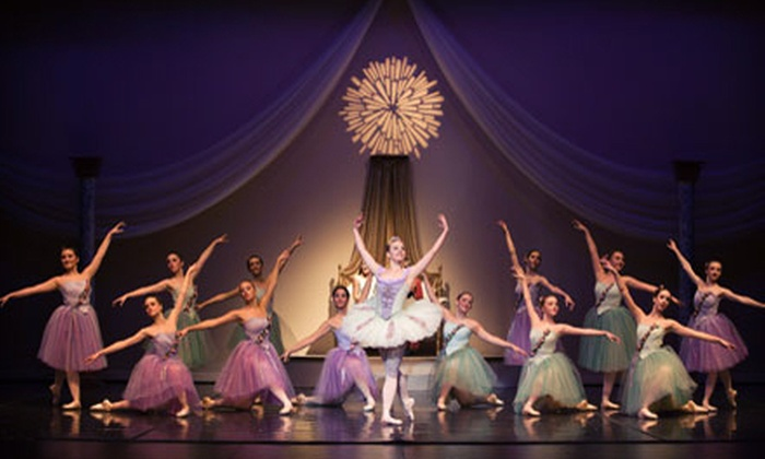 "Evergreen City Ballet presents ""The Nutcracker"" - North Auburn: $16 to See Evergreen City Ballet's ""The Nutcracker"" at Auburn Performing Arts Center on December 8–9 (Up to $31 Value)"