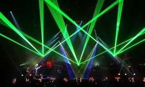 Think Pink Floyd - Laser Show Tribute at Coda: Think Pink Floyd on Saturday, October 17 at 8:30 p.m.