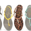 Jessica Simpson Rosetta Thong Sandals | Brought to You by ideel