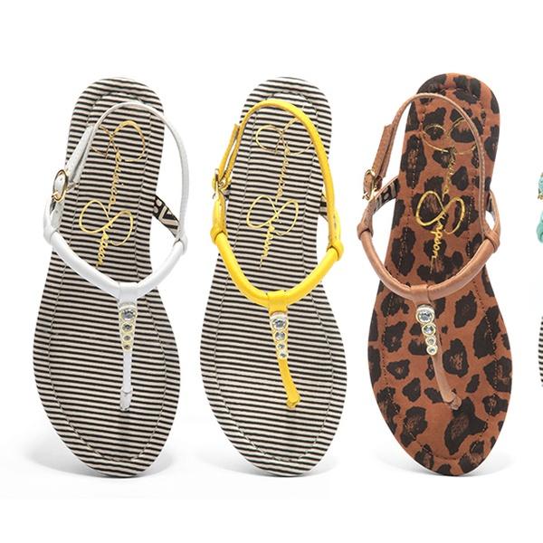 Jessica Simpson Thong Sandals | Groupon