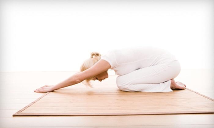 Zen in the District – Yoga - Warren Sherman: Three, Six, or Nine Yoga Classes at Zen in the District – Yoga (Up to 59% Off)