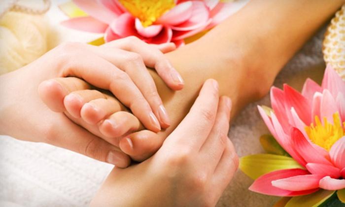 Metta Wellness Center - Westminster: 60-Minute Thai Reflexology Foot Massage or Couples Thai-Botanical Massage at Metta Wellness Center (Up to 59% Off)