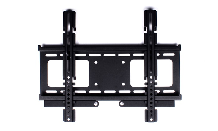 fixed tv wall mount groupon goods. Black Bedroom Furniture Sets. Home Design Ideas
