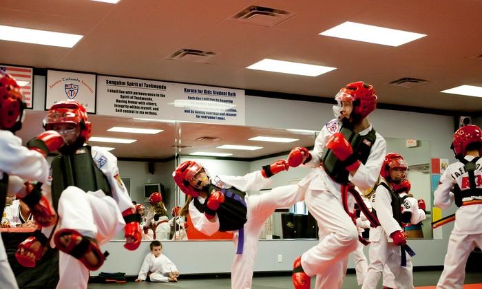 Carpenters Family Taekwondo - Myakka City: Up to 89% Off Martial Arts at Carpenters Family Taekwondo