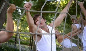 TX PRT Obstacle Course Fitness: $55 for $100 Worth of Obstacle Course Fitness Training — TX PRT Obstacle Course Fitness