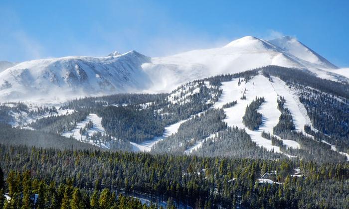 Colorado Rocky Mountain Resorts - Frisco: Two-Night Stay at Colorado Rocky Mountain Resorts in Frisco, CO