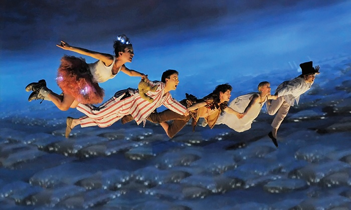 "Peter Pan - The Threesixty Theatre: ""Peter Pan"" LIVE in the Threesixty Theatre on July 21–August 1 (Up to 31% Off)"