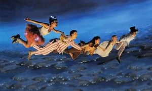 "Peter Pan: ""Peter Pan"" LIVE in the Threesixty Theatre on August 11–16 (Up to 31% Off)"