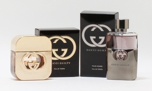 Gucci Guilty Eau De Toilette For Men Or Women; 1.6 Fl. Oz.