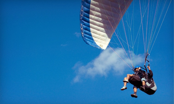 East Coast PPG - Gainesboro: 15-, 30-, or 60-Minute Tandem Power-Paragliding Session from East Coast PPG (Half Off)