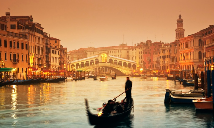 8 Day Guided Tour Of Venice Florence And Rome With