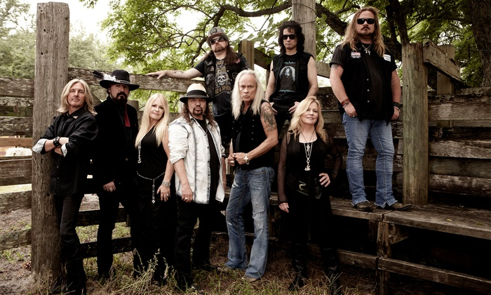 Lynyrd Skynyrd - H-E-B Center at Cedar Park: Lynyrd Skynyrd on January 28, at 7:30 p.m.