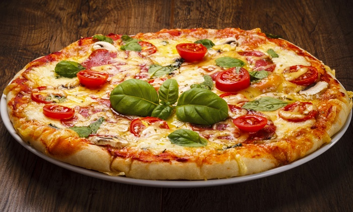 Capiche Pizza - South Whittier: Dine-In Pizza for Two or Four, or Italian Food for Takeout at Capiche Pizza (Up to 40% Off)
