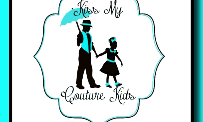 Kiss my Couture Kids - Great Uptown: Children's Clothing at Kiss my Couture Kids  (50% Off)