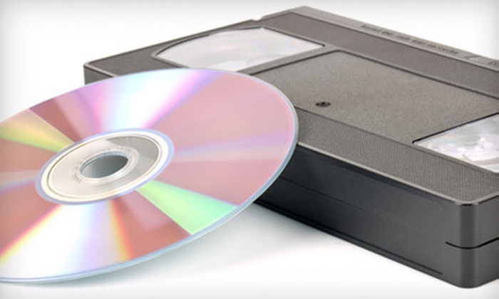 Keepsake Solutions - East Columbus: $19 for Up to Two Tape-to-DVD Transfers at Keepsake Solutions ($40 Value)