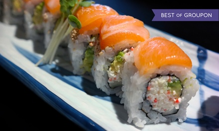 40% Off at Wasabi Sushi Bar Clayton