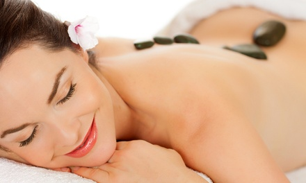 One, Two, or Three Swedish or Hot-Stone Massages or One Spa Mani-Pedi (Up to 73% Off)