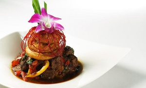 Thai Cuisine At Osha Thai Restaurant & Bar, Union Street Location (up To 40% Off). Three Options Available.
