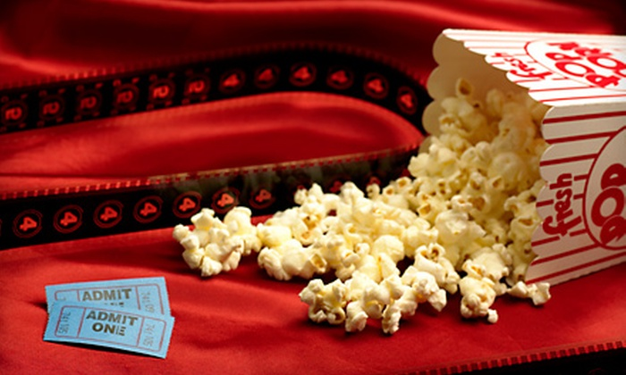 Fox Bay Cinema Grill - Whitefish Bay: $10 for a Movie for Two with One Small Popcorn at Fox Bay Cinema Grill (Up to $21.99 Value)