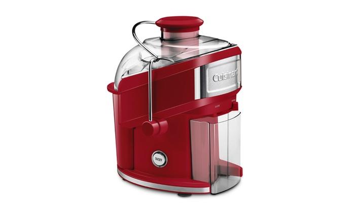 Cuisinart CJE-500 Compact Juice Extractor: Cuisinart CJE-500 Compact Juice Extractor. Free Returns.