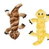 """Bumpskins Lizard 14"""" Dog Toy"""