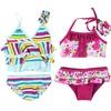 Infant and Toddler Girls' Swimwear Set