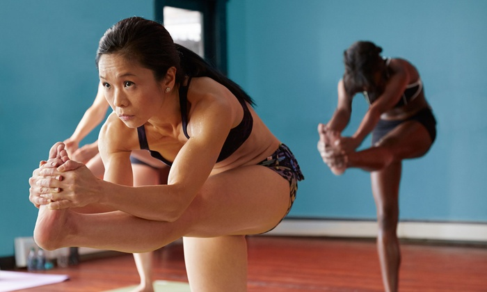 Boiler House Bikram Yoga - Providence: One Month of Unlimited Yoga Classes or 10 Classes at Boiler House Bikram Yoga (Up to 76% Off)