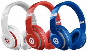 Beats by Dre Studio 2.0 Over-Ear Headphones: Beats by Dre Studio 2.0 Over-Ear Headphones