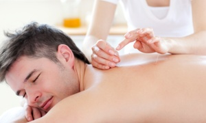 Vibrational Healing Arts: Acupuncture Consultation with One or Three Treatments at Vibrational Healing Arts (Up to 69% Off)