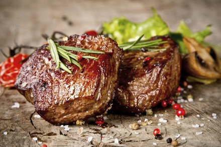 Steakhouse Fare for 2 or 4, or $200 Towards a Private Event at The Old Angler's Inn (Up to 50% Off)
