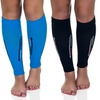 One Pair of Calf Compression Running Sleeves