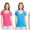 Abbott + Main Women's V-Neck T-Shirt 4-Pack