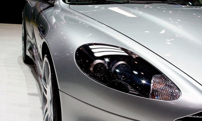 Auto Check - Cypress Station: $45 for a Complete Headlight Restoration at Auto Check ($89 Value)