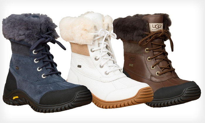 UGG Australia Women's Adirondack Boot II: $169 for UGG Australia Women's Adirondack Boot II ($240 List Price). Multiple Colors and Sizes Available. Free Shipping and Returns.