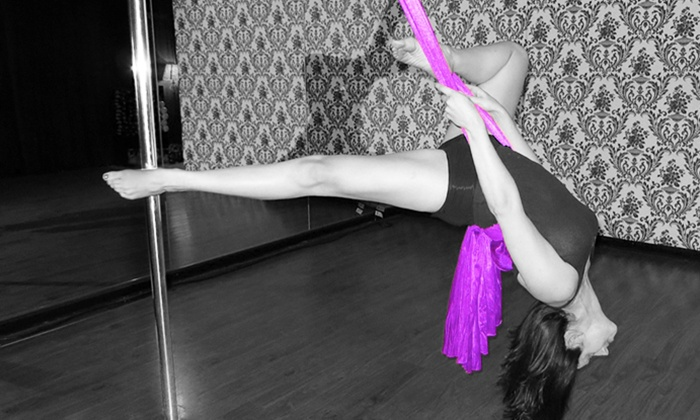 Diva Doll Fitness and Pole - Ocoee: Five Classes or a One-Month Membership with Unlimited Classes at Diva Doll Fitness and Pole (Up to 85% Off)