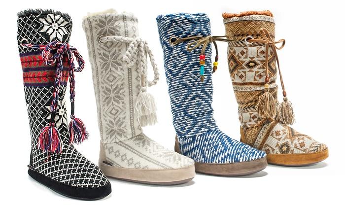 Muk Luk House Shoes For Men