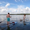 Up to 56% Off a Guided Paddleboard Tour for Two, Four, or Six