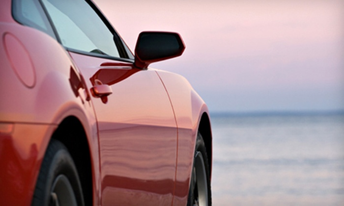 Top Notch Express Car Wash - Multiple Locations: Three or Six Months of Unlimited Quick Express Car Washes at Top Notch Express Car Wash (Up to 55% Off)