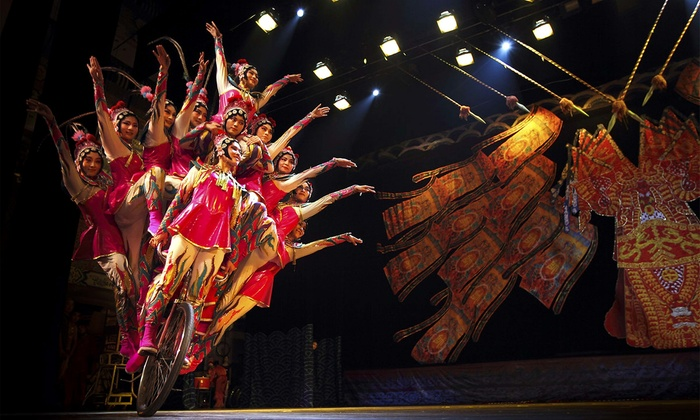"""""""Peking Dreams"""" - State Theatre: """"Peking Dreams"""" at State Theatre on November 13 or 14 (Up to 77% Off)"""
