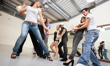 Four or Eight Group Dance Classes or One Private Dance Class at Aquarius Ballroom Dance Studios (Up to 50% Off)