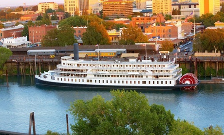 Historic Riverboat with Live Entertainment